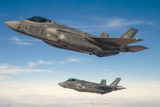 F-35 ready for introduction to The Netherlands