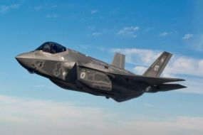 F-35A Conventional Take Off and Landing (CTOL) variant