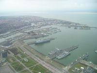 Main Naval Base in Den Helder