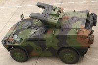 Fennek Stinger Weapon Platform